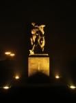 Wały Chrobrego - Herkules walczący z centaurem - zmienione nasycenie kolorów