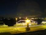 Pierwszy grudnia. 7 rano - Widok na Ładogę